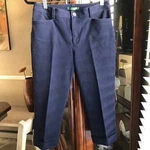 Lauren by Ralph Lauren Capri Pants size 4